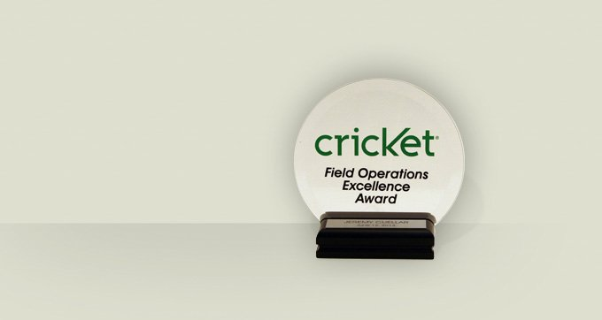 Cricket Communication Award