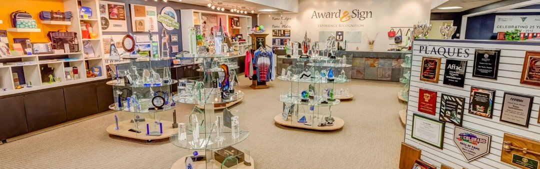 Award & Sign Store in Colorado